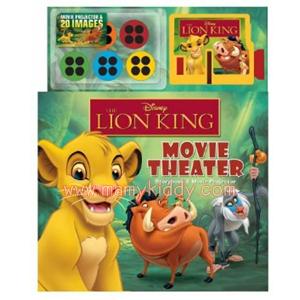 Lion King : หนังสือส่งเสริมการอ่านพร้อมเครื่องฉาย