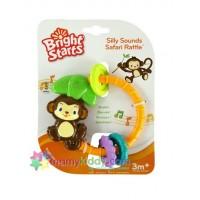 Bright Starts : ห่วงเขย่าลิงน้อย (BPA Free)