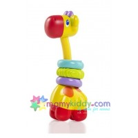 ยางกัด Brights Starts : Teethe with me Giraff (BPA Free)