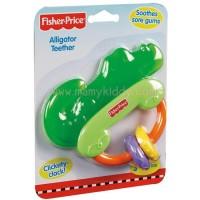 ยางกัด Fisher Price อัลลิเกเตอร์ (BPA Free)