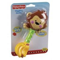 กอริลล่าเพื่อนรัก : Fisher Price Giggling Gorilla