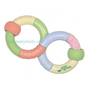 ยางกัด Green Sprouts Infinity Teether (BPA Free)