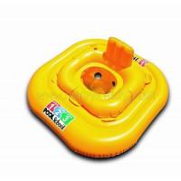 ห่วงยางสอดขา Intex Deluxe My Baby Float