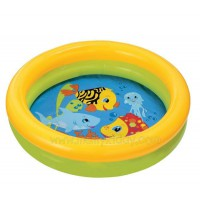Intex สระน้ำเป่าลม My First Pool - ลายปลาน้อย