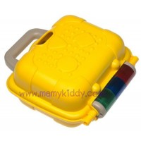 กล่องเครื่องมือและรูปทรง Little Tikes DiscoverSounds Tool Box
