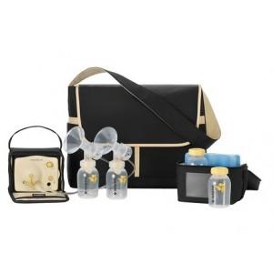 เครื่องปั๊มนม Medela PIS Advanced (Metro Bag) (เลือกประกันได้)