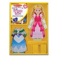 ตุ๊กตาไม้แม่เหล็กแต่งตัว Melissa & Doug : Princess Elise