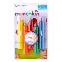 ดินสอสีสำหรับอาบน้ำ Munchkin