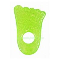 ยางกัดแช่เย็นรูปเท้า Munchkin (BPA Free)