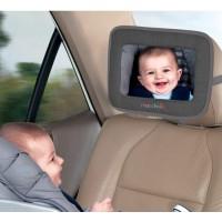 กระจกติดเบาะหลังแบบปรับได้สำหรับดูแลทารก Munchkin