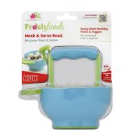 ชุดชามบดอาหาร NUK (BPA Free)