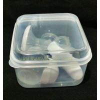 กล่องเก็บชุดปั๊มสำหรับ Ameda / Avent / Medela / Spectra (BPA Free)