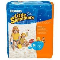 ผ้าอ้อมสำหรับว่ายน้ำ Huggies Little Swimmers