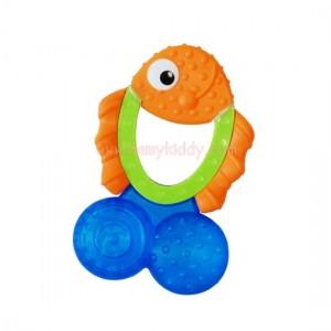 ยางกัด Sassy รูปปลา (BPA Free)