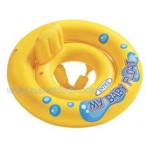 ห่วงยางสอดขา Intex My Baby Float