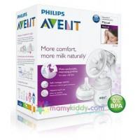 ที่ปั๊มนม Avent Manual Comfort  (BPA Free)