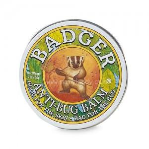 บาล์มป้องกันยุงและแมลง Badger 2 Oz