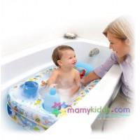 อ่างอาบน้ำเป่าลมลาย Sesame Street