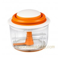 ที่บดอาหาร Boon Mush Manual Baby Food Processor (BPA Free)