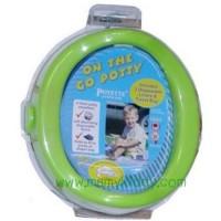 กระโถนพกพาสำหรับเด็ก Kalencom - สีเขียว