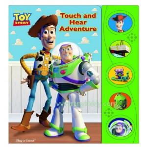 หนังสือมีเสียง : Toy Story Touch and Hear Adventure (Sounds Book)