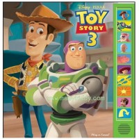 หนังสือมีเสียง : Toy Story 3 (Sounds Book)