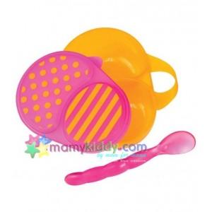 ชามป้อนอาหาร Sassy - BPA Free