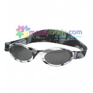 แว่นกันแดดสำหรับเด็ก Baby Banz - Gray Camo (2 - 5 ปี)
