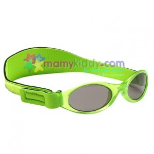 แว่นกันแดดสำหรับเด็ก Baby Banz - Key Lime (2 - 5 ปี)