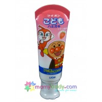 ยาสีฟันสำหรับเด็ก Anpanman