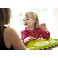 ถาดอาหารบนโต๊ะสำหรับเด็ก Bambinos (ฺBPA Free)