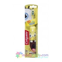 แปรงสีฟันไฟฟ้าสำหรับเด็ก Colgate : Sponge Bob