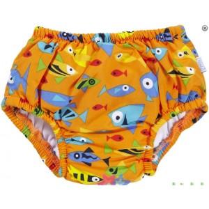 กางเกงผ้าอ้อมสำหรับว่ายน้ำ - i play Ultimate Swim Diaper - Orange