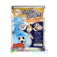 Mom Invented Tinkle Targets (Sport)