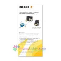 สายเสียบที่จุดบุหรี่สำหรับ Medela Freestyle / Medela PIS (ของแท้)