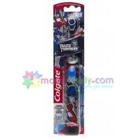 แปรงสีฟันไฟฟ้าสำหรับเด็ก Colgate : Transformers