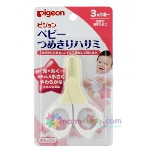 กรรไกรตัดเล็บเด็ก Pigeon (Made in Japan)