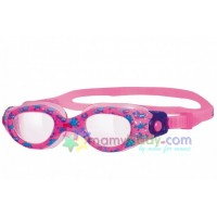 Zoggs Little Comet Swimming Goggles for Girl (0-6 years)