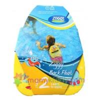 Zoggy Back Float : โฟมติดหลังสำหรับฝึกว่ายน้ำ 4 ชิ้น
