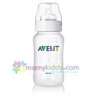 ขวดนม Avent 11 Oz (PP) BPA Free - แพคเดี่ยว