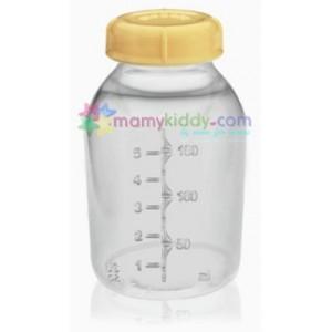 ขวดนม Medela ปั๊มนูน ขนาด 150 ml (BPA Free)