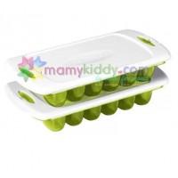 ถาดแช่แข็งอาหารทารก Munchkin (BPA Free)