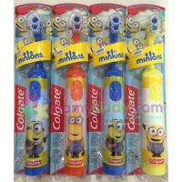 แปรงสีฟันไฟฟ้าสำหรับเด็ก Colgate : Minions