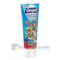 Orajel Paw Patrol Anticavity Fluoride Toothpaste 4.2 Oz