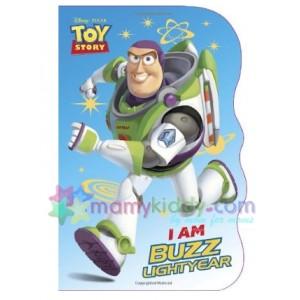 I am Buzz Light Year : หนังสือส่งเสริมการอ่าน