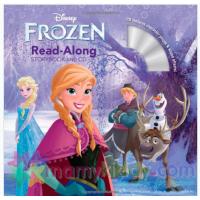 หนังสือพร้อม CD : Frozen