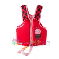 Little Tikes Swim Vest Ladybug ,Medium/Large