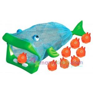 เกมส์ใต้น้ำ POOF Bubba The Bottom Feeder