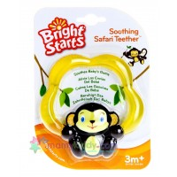 ยางกัด Brights Starts : Soothing Safari Teethe (BPA Free)