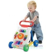 รถผลักเดิน Fisher-Price Bright Beginnings Activity Walker